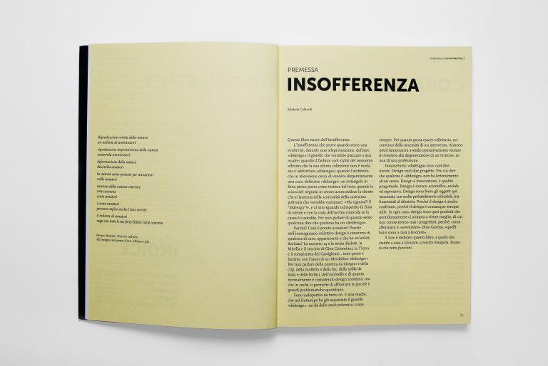 «DiDesign» ovvero niente, la premessa del curatore Michele Cafarelli, architetto partner lamatilde.