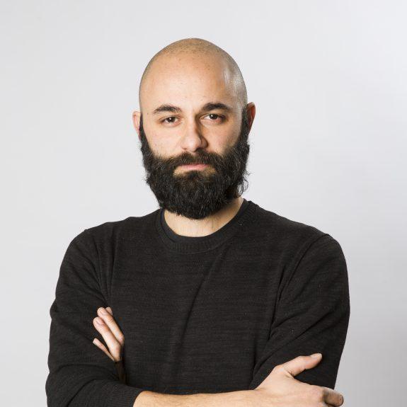 Sandro Rizzo, PARTNER - DESIGNER, lamatilde, Turin.